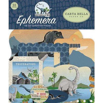 Carta Bella Dinosaurs Ephemera (CBDI110024)