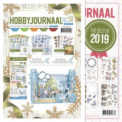 SETKVPHJ178 Hobbyjournaal 178 + Knipvelposter 'the best of 2019'