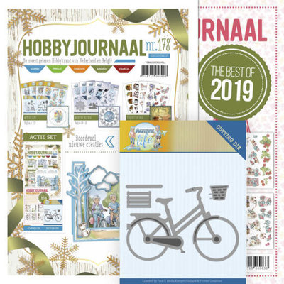 SETHJ178 Hobbyjournaal 178 – SET - YCD10195 + KVPHJ78 poster