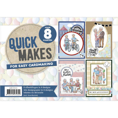 QM10002 Quick Makes - Yvonne Creations - Active Life