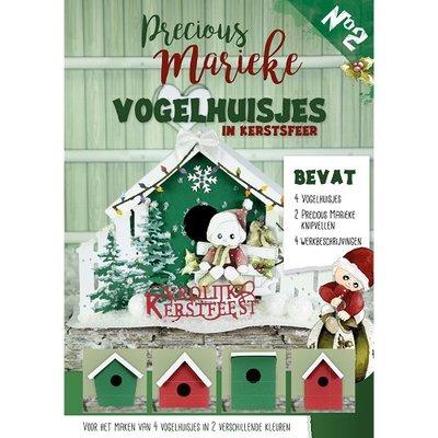 PMVH10002 Precious Marieke - Vogelhuisjes 2