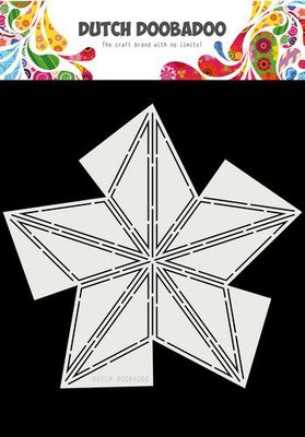 Dutch Doobadoo Card Art Ster A4 470.713.758