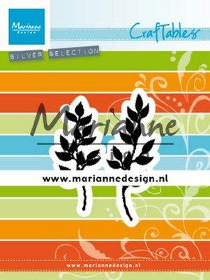 Marianne D Craftable Natuurlijke takjes CR1494 26.6x62 mm, 27.5x72.5 mm