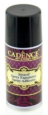 Cadence Stencil lijm spray 01 118 0001 0150 150 ml