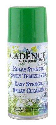 Cadence easy stencil spray cleaner 01 120 0001 0150 150ml