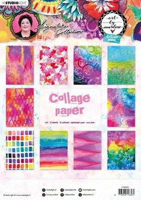 Studio Light Collage Paper A4 Art By Marlene 5.0 nr.05 CPBM05