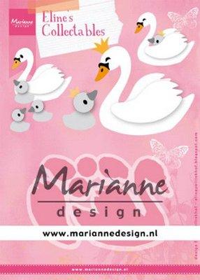 Marianne D Collectable Eline's Zwaan COL1478 104,5x67mm