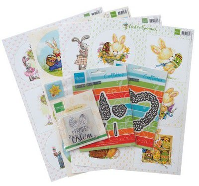 Marianne D Product Assorti - Frohe Ostern (DE) PA4106