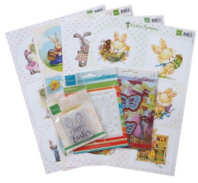 Marianne D Product Assorti - Happy Easter (Eng) PA4104