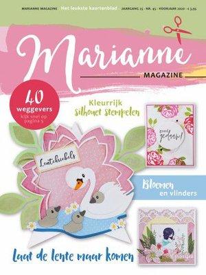 Marianne D Magazine Marianne nr 45 Marianne 45