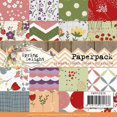 PMPP10026 Paperpack - Precious Marieke - Spring Delight