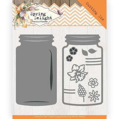 PM10170 Dies - Precious Marieke - Spring Delight - Spring Jar