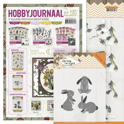 SETHJ180 Hobbyjournaal 180 -SET- met knipvel en PM10175