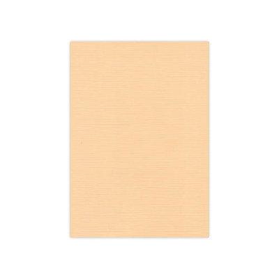 BULK 08 Linnenkarton  A5 (21x14,8cm) Card Deco Zand per 125 vellen
