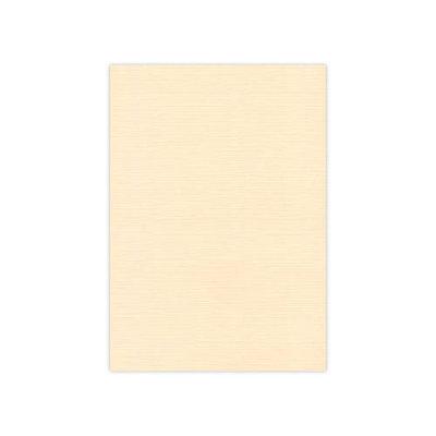BULK 07 Linnenkarton  A5 (21x14,8cm) Card Deco Chamois per 125 vellen