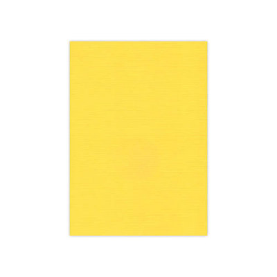 BULK 05 Linnenkarton Scrap 30,5x30,5cm Card Deco Oker per 125 vellen