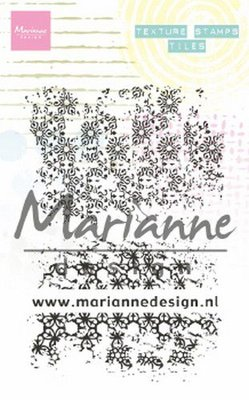 Marianne D Clear Stamps Texture Stamps - Tegels MM1629 95x140mm (03-20)