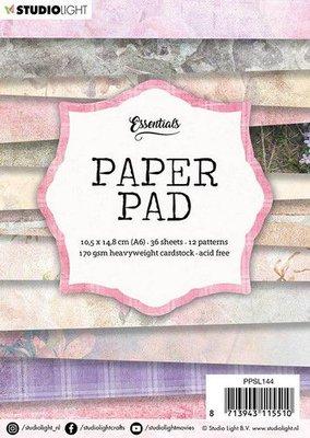 Studio Light paper pad 36 vel 12 patronen nr.144 PPSL144  A6 (03-20)