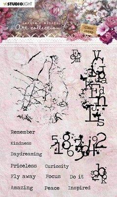 Studio Light Stamp A6 Jenine's Mindful Art 3.0 nr.09 STAMPJMA09 (03-20)
