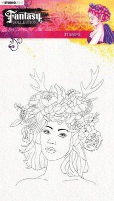 Studio Light Stamp A5 Fairy Fantasy Coll.2.0 nr.443 STAMPFC443 (03-20)