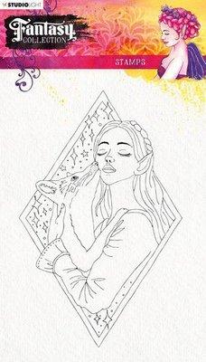 Studio Light Stamp A5 Fairy Fantasy Coll.2.0 nr.441 STAMPFC441 (03-20)