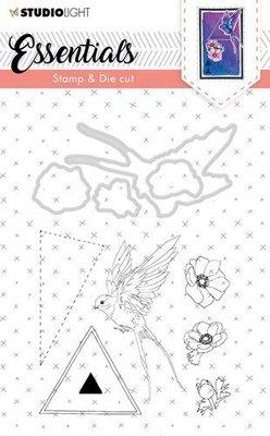 Studio Light Stamp & Die Cut A6 Essentials nr.40 BASICSDC40 (03-20)