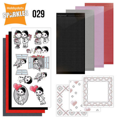 Sparkles Set 29 - Petit Pierrot