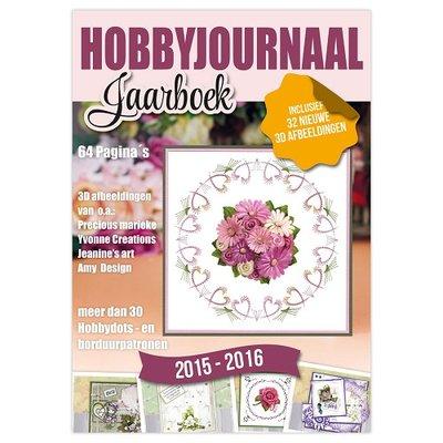 Hobbyjounaal Jaarboek 2015/2016