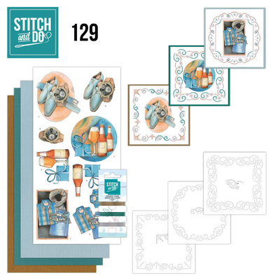 STDO129 Stitch and Do 129 - Jeanine's Art - Gifts for Men