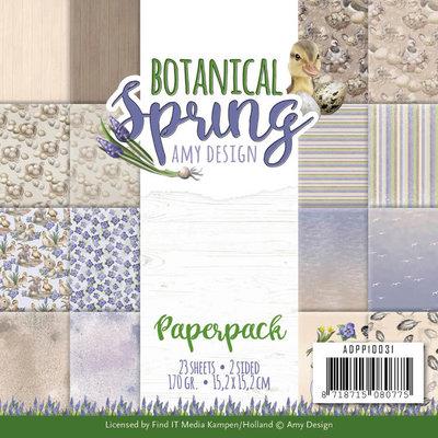 ADPP10031 Paperpack - Amy Design - Botanical Spring