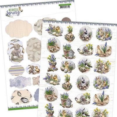ADMIN10005 Mini's - Amy Design - Botanical Spring