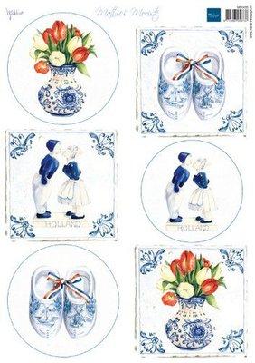 Marianne D Knipvellen Mattie's Mooiste Holland MB0185 A4
