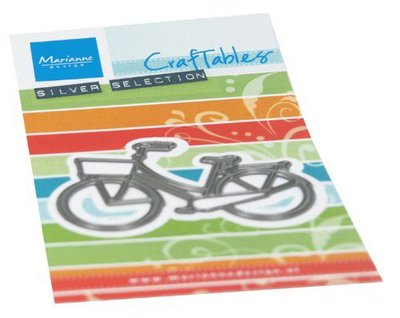 Marianne D Craftable City Bike CR1504 68x44.5mm