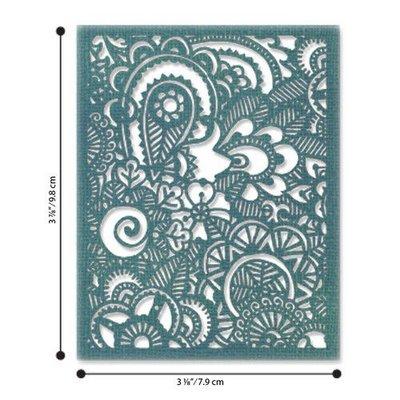Sizzix - Thinlits Die Doodle Art #2 664432 Tim Holtz