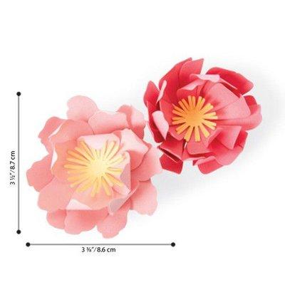 Sizzix Bigz Die - Summer Blooms 663860 Jennifer Ogborn