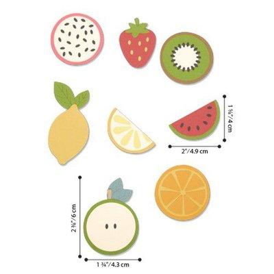Sizzix Bigz Die - Fruit Shapes 663855 Laura Kate