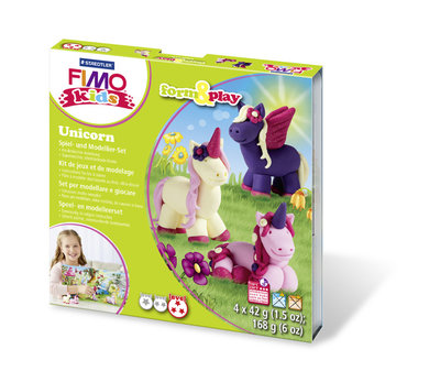 Staedtler - Fimo Kids - Form & Play - Unicorn