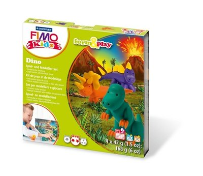 Staedtler - Fimo Kids - Form & Play - Dino