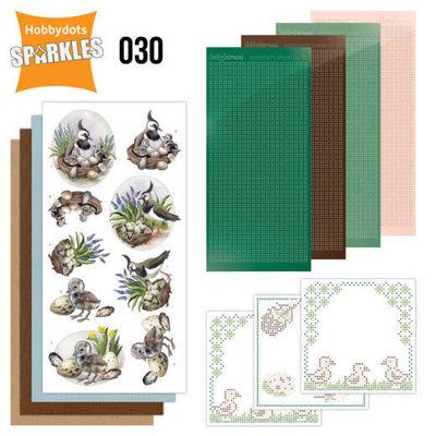 Sparkles Set 30 - Amy Design - Botanical Spring