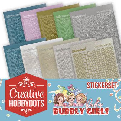 CHSTS001 Creative Hobbydots 1 - Sticker Set
