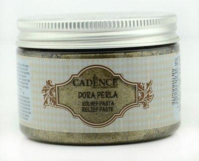 Cadence Dora Perla Met. Relief Pasta Anthracite 01 083 0005 0150  150 ml