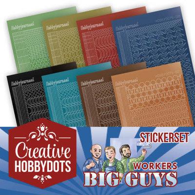 CHSTS002 Creative Hobbydots 2 - Sticker Set