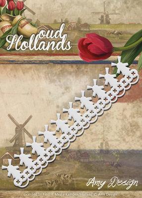 ADD10052 Die - Amy Design - Oud Hollands - Molenrand - 12.5cm