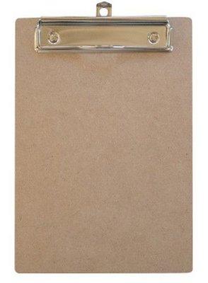 Marianne Design  clip board Clip board MDF A5 LR0033 155 x 220 x 12 mm