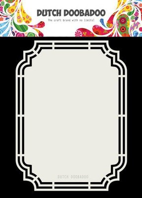 Dutch Doobadoo Dutch Shape Art Ticket A5 470.713.190