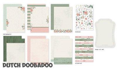 Dutch Doobadoo Alison Set 472.100.002 (06-20)