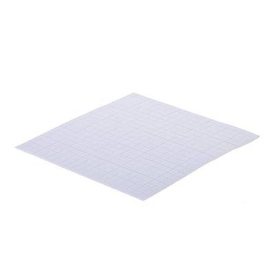 Aurelie 3D Foam Pad White 5x5x2mm per 10 velletjes (AUFP1002)