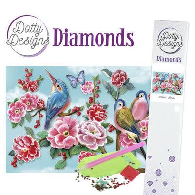 DDD1011 Dotty Designs Diamonds - Birds