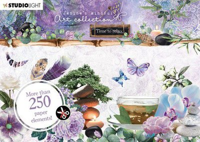 Studio Light Stansblok A6 Jenine's Mindful Art 5.0 nr.05 A6STANSBLOKJMA05 (08-20)