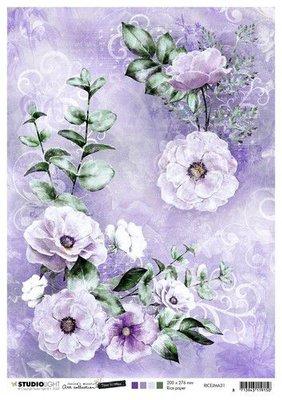 Studio Light Rice Paper A4 vel Jenine's Mindful Art 5.0 nr.31 RICEJMA31 (08-20)
